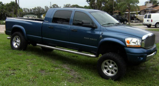 Dodge truck driveshafts page