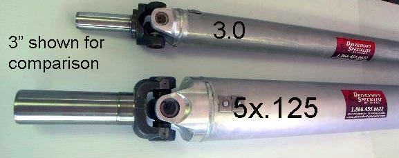 Chevy Truck drive shaft GMC truck drive shaft